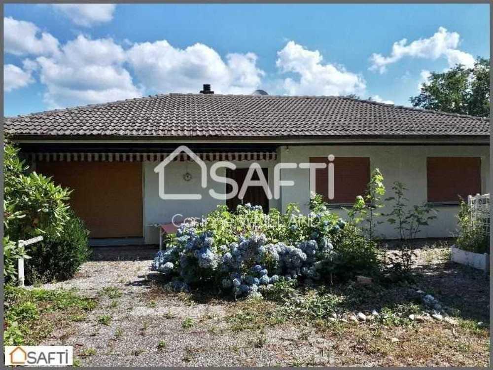 Senones Vosges Haus Bild 3795924