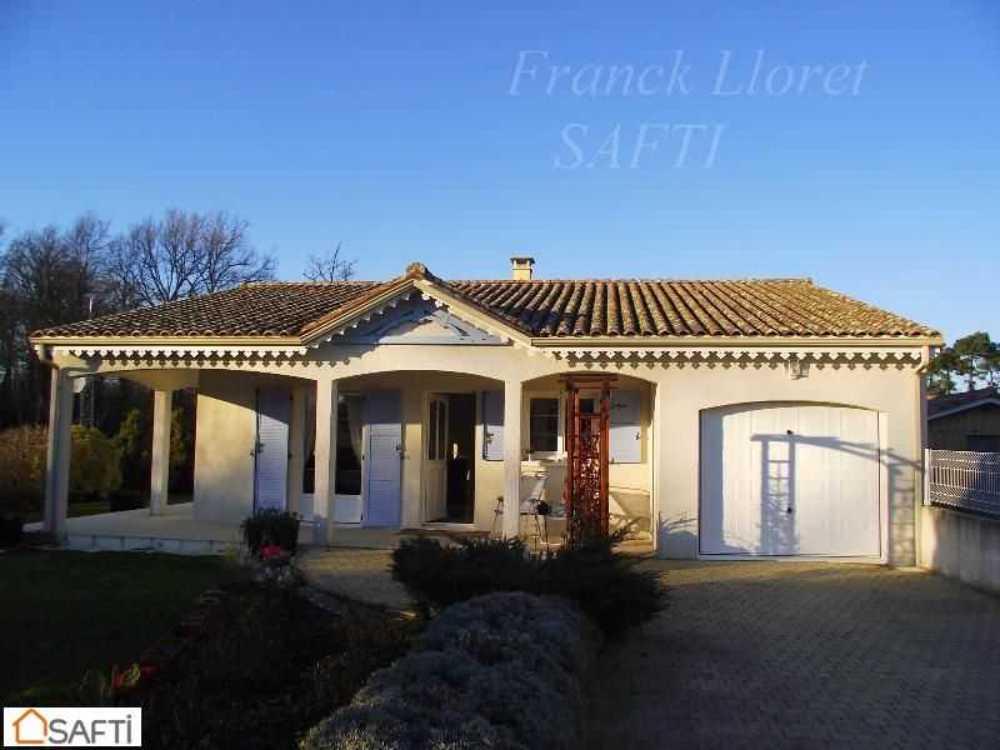 Vendays-Montalivet Gironde huis foto 3797073
