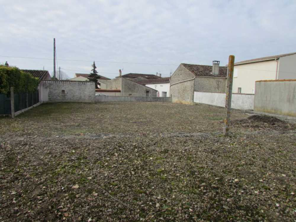 Asnières-la-Giraud Charente-Maritime Grundstück Bild 3794100