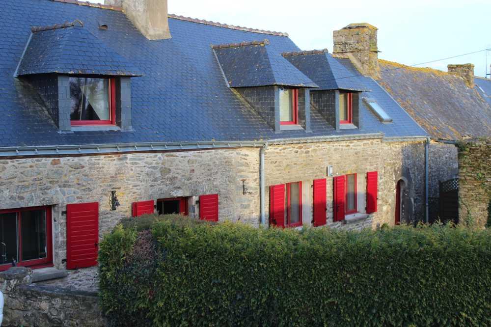 Pluméliau Morbihan Haus Bild 3764601