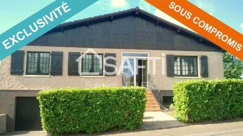 Morhange Moselle Haus Bild 3794888