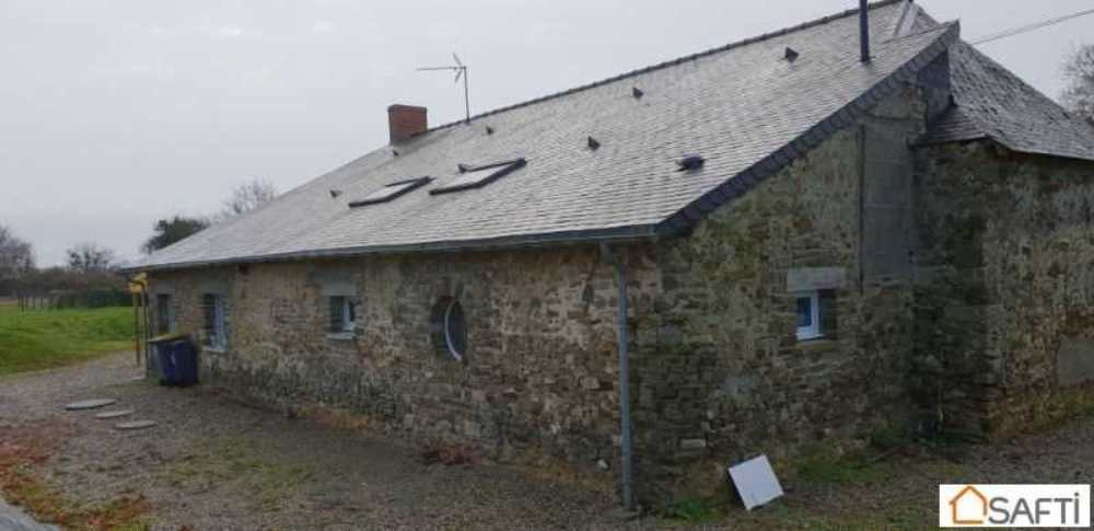 La Rouaudière Mayenne Haus Bild 3794259