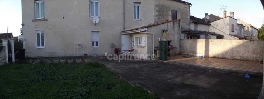 La Couronne Charente Haus Bild 3836780