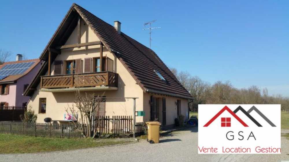 Bourgfelden Haut-Rhin maison photo 3815407