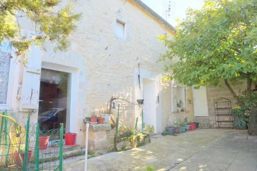 Saint-Angeau Charente Haus Bild 3796862