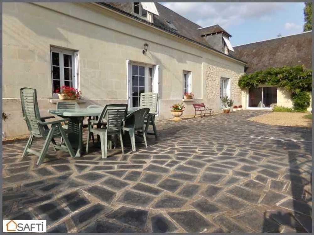 Bourgueil Indre-et-Loire huis foto 3796630