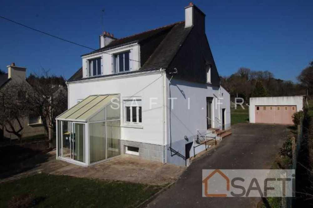 Quistinic Morbihan Haus Bild 3799082