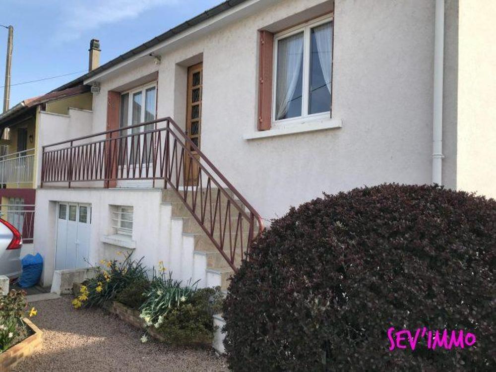 Varennes-sur-Allier Allier Haus Bild 3779842