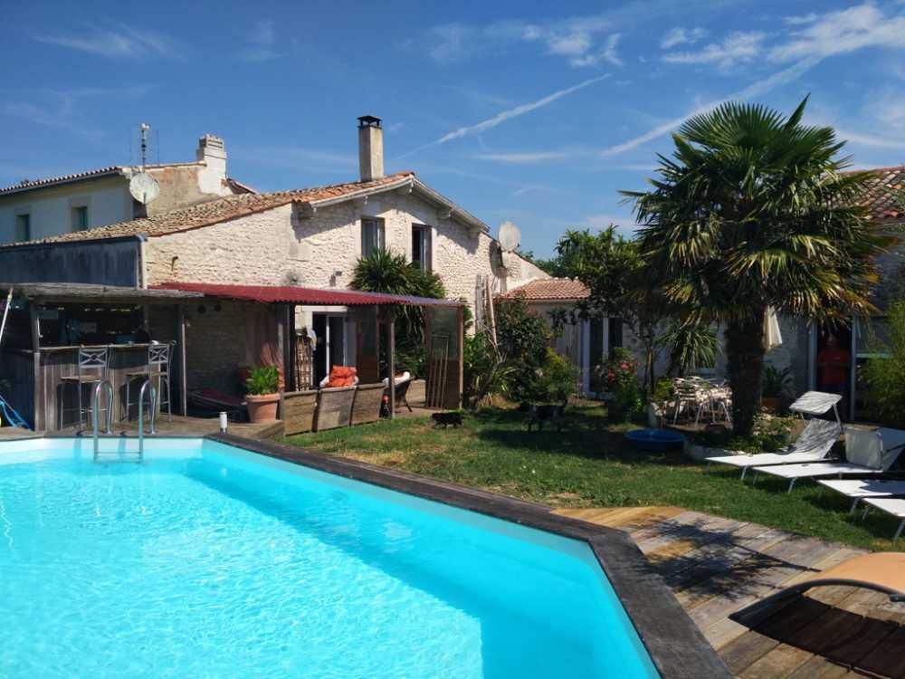 Saint-Palais-sur-Mer Charente-Maritime maison photo 3877946