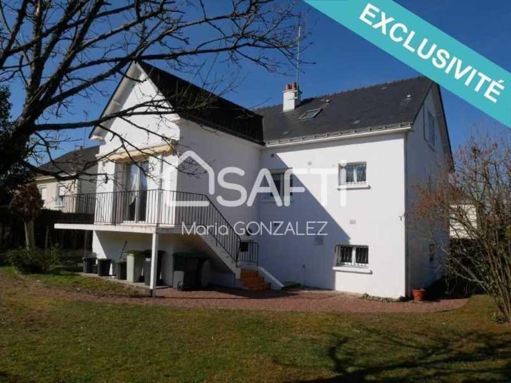Montbazon Indre-et-Loire Haus Bild 3798845