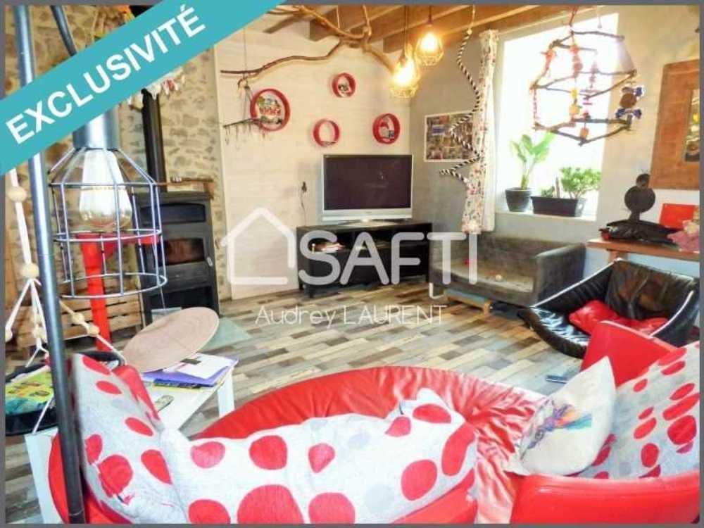 Bussière-Dunoise Creuse maison photo 3799729