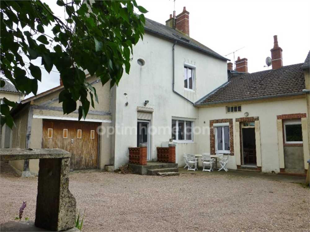 La Guerche-sur-l'Aubois Cher house picture 3867489