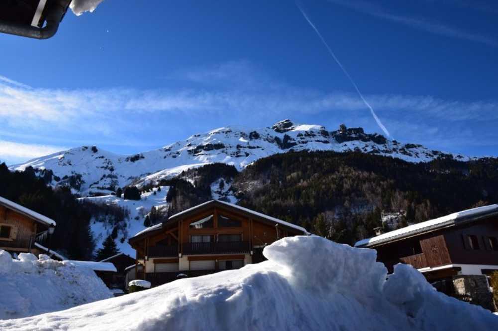 Les Contamines-Montjoie Haute-Savoie Haus Bild 3835891