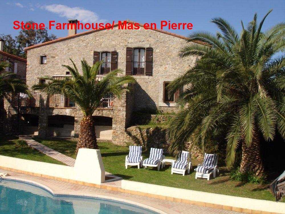 Villelongue-dels-Monts Pyrénées-Orientales Haus Bild 3865102