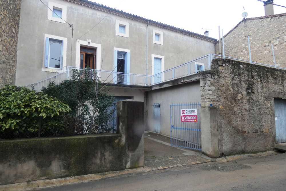 Roquebrun Hérault Haus Bild 3761121
