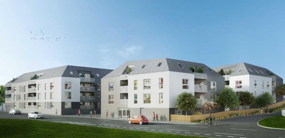 Bouguenais Loire-Atlantique Apartment Bild 3874886