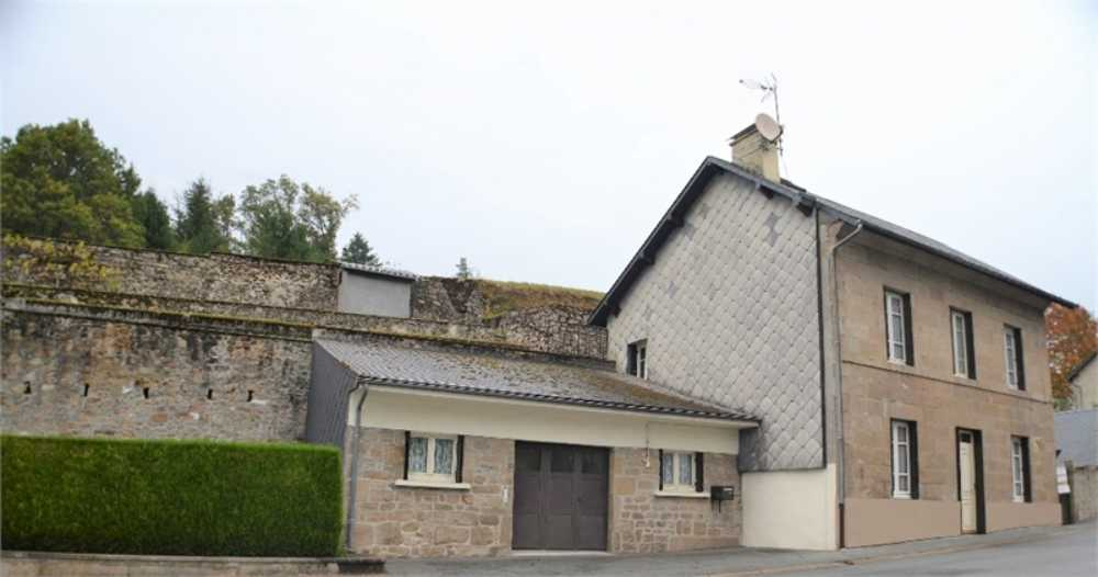 Bugeat Corrèze Dorfhaus Bild 3842126