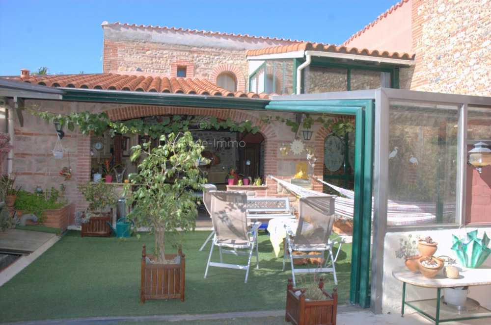 Bompas Pyrénées-Orientales maison de village photo 3800602
