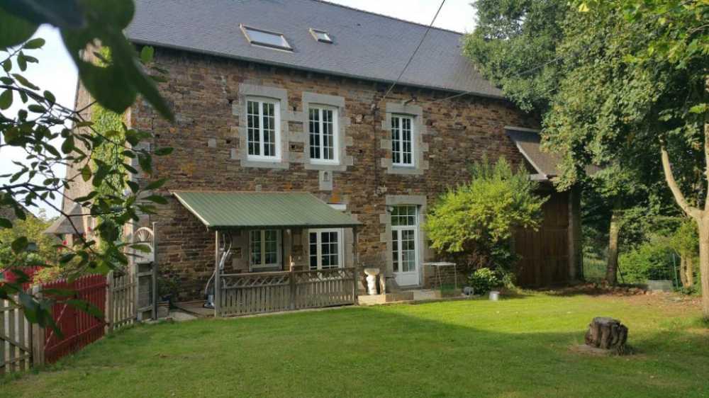 Pleine-Fougères Ille-et-Vilaine Haus Bild 3877566