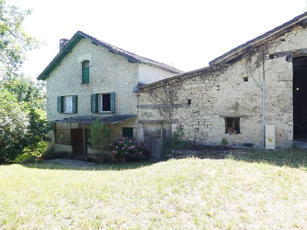 Montaigu-de-Quercy Tarn-et-Garonne Haus Bild 3765655