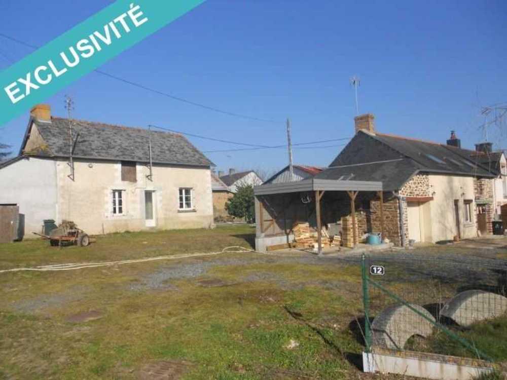 Saint-Senoux Ille-et-Vilaine huis foto 3798485