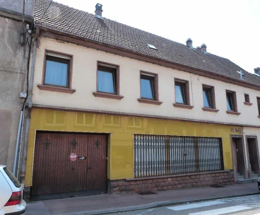 Bitche Moselle Haus Bild 3834640