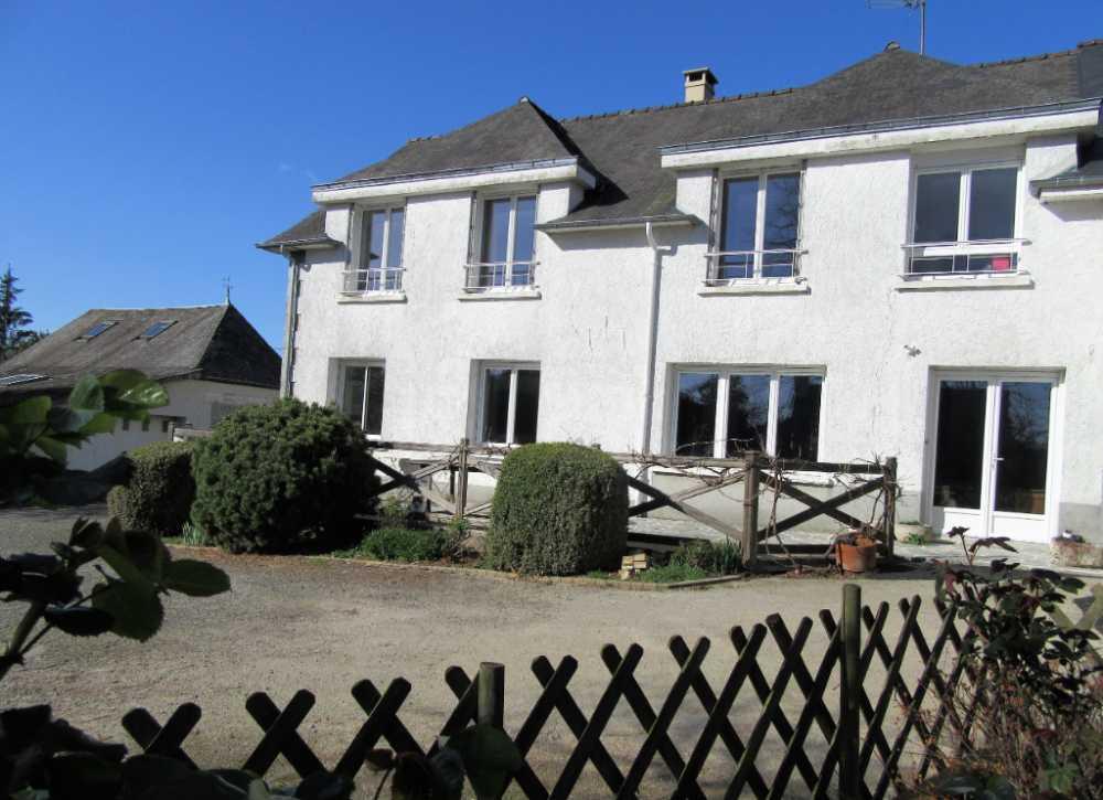 Fougères Ille-et-Vilaine Haus Bild 3875078
