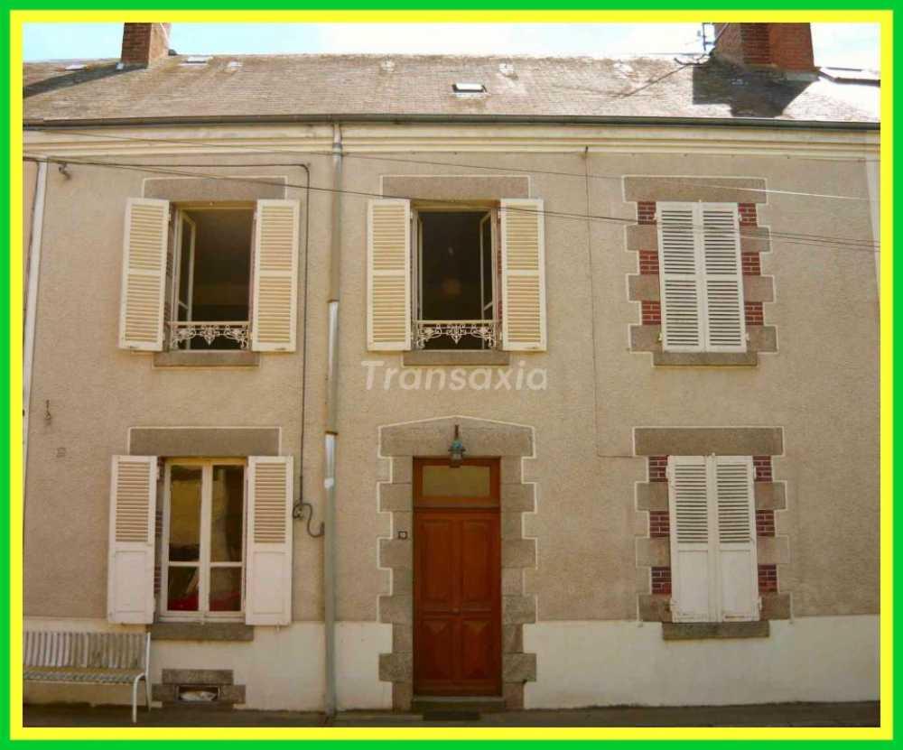 Dun-le-Palestel Creuse maison photo 3842047