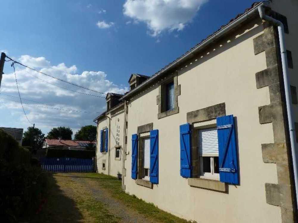 La Châtaigneraie Vendée Haus Bild 3798621