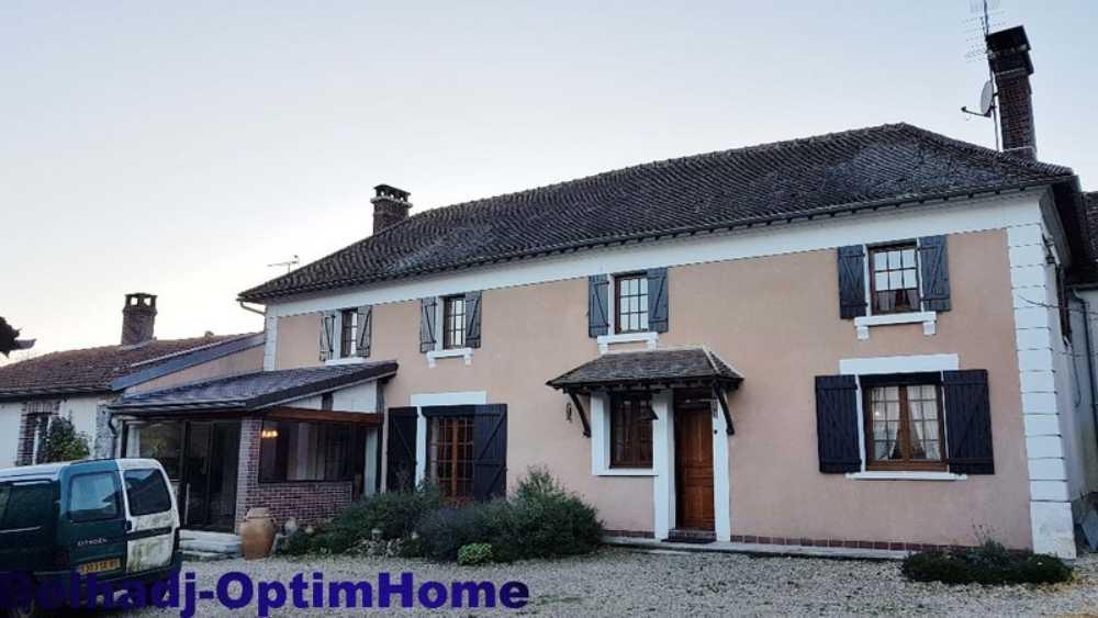 Bussy-en-Othe Yonne Bauernhof Bild 3842107