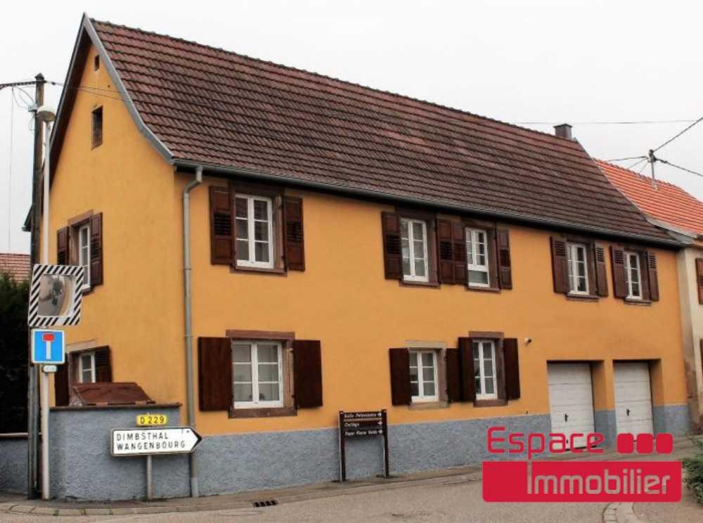 Marmoutier Bas-Rhin maison photo 3840053