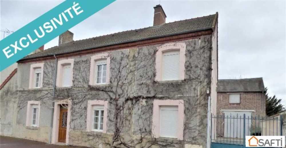 Lavaveix-les-Mines Creuse Haus Bild 3795372