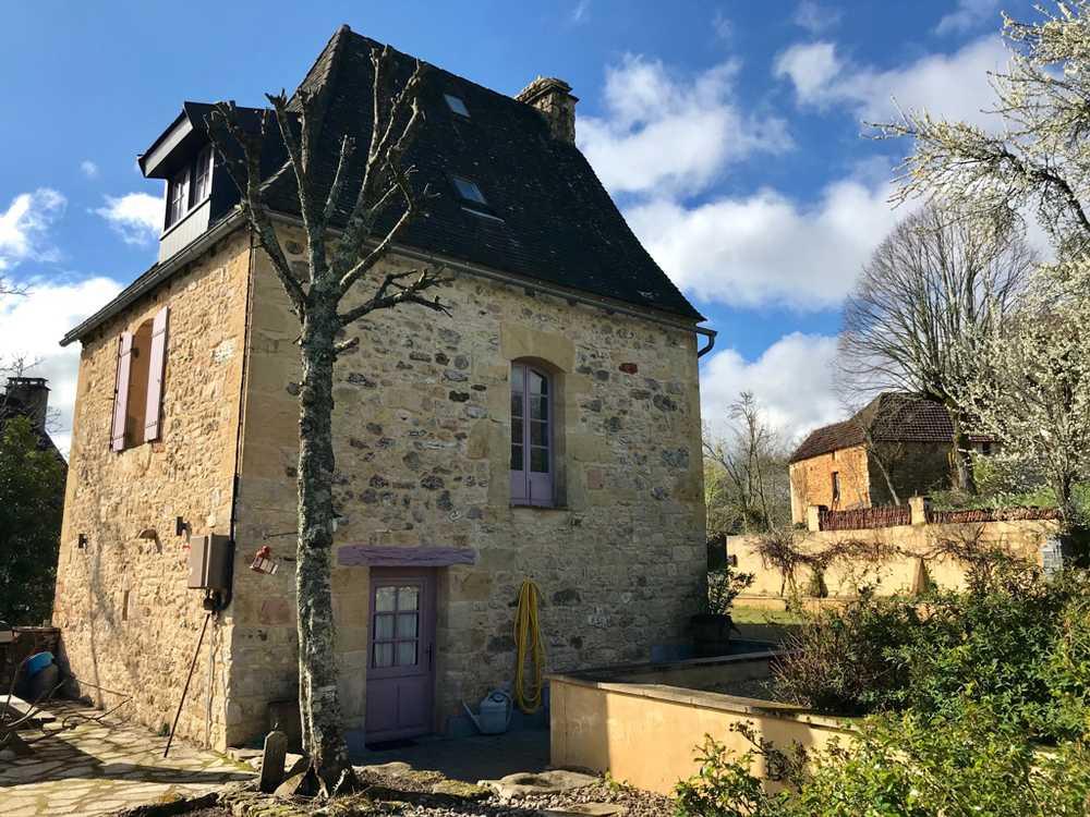 Domme Dordogne Haus Bild 3764944