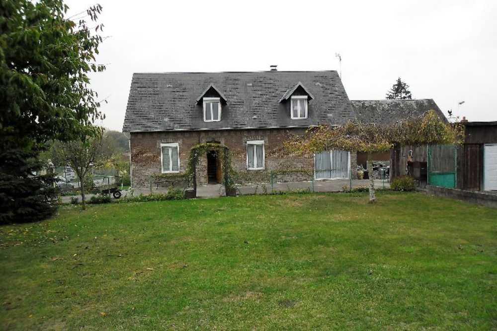 Mézières-sur-Oise Aisne Haus Bild 3794668
