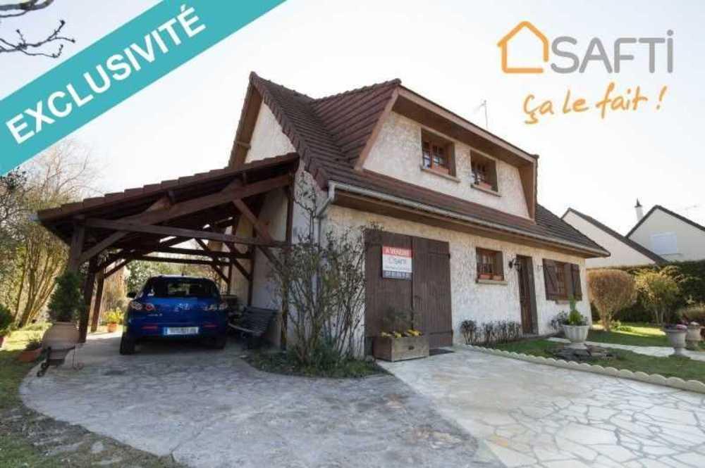 Gouvieux Oise Haus Bild 3799502