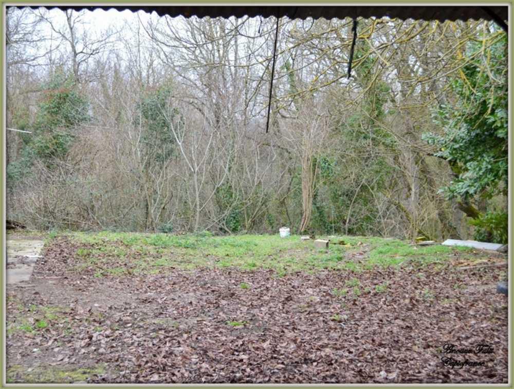 Brax Lot-et-Garonne Scheune Bild 3841329