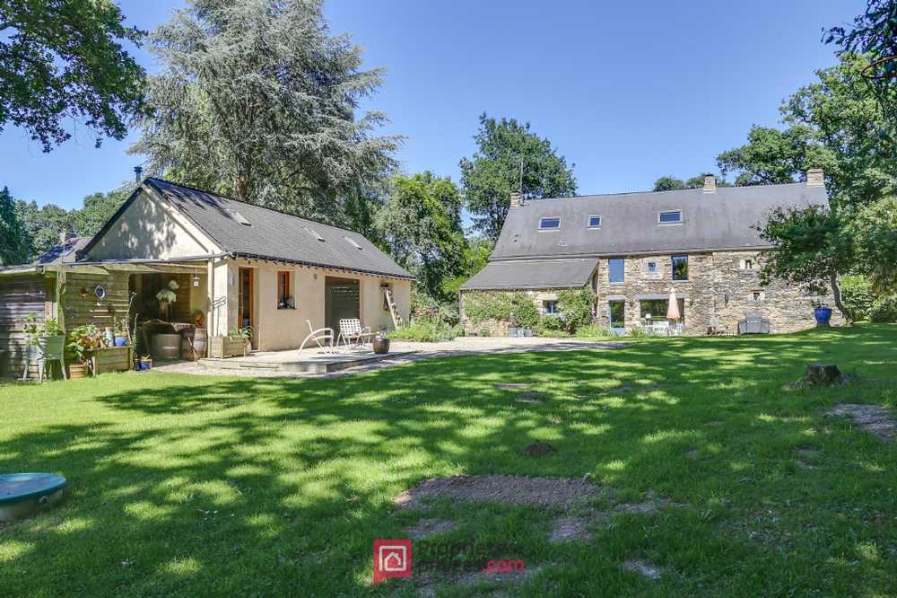 kaufen Haus La Gacilly Bretagne 1