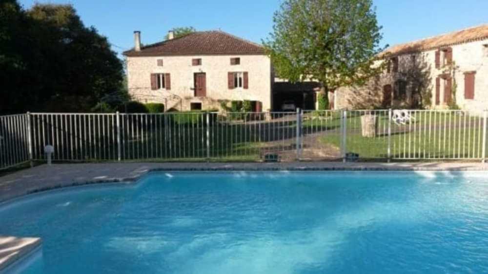 Laroque-Timbaut Lot-et-Garonne Haus Bild 3829794