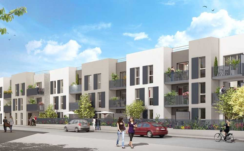 Mitry-Mory Seine-et-Marne Apartment Bild 3765209
