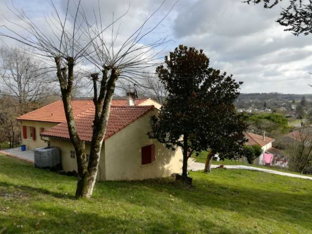 La Sauvetat-du-Dropt Lot-et-Garonne Haus Bild 3795191