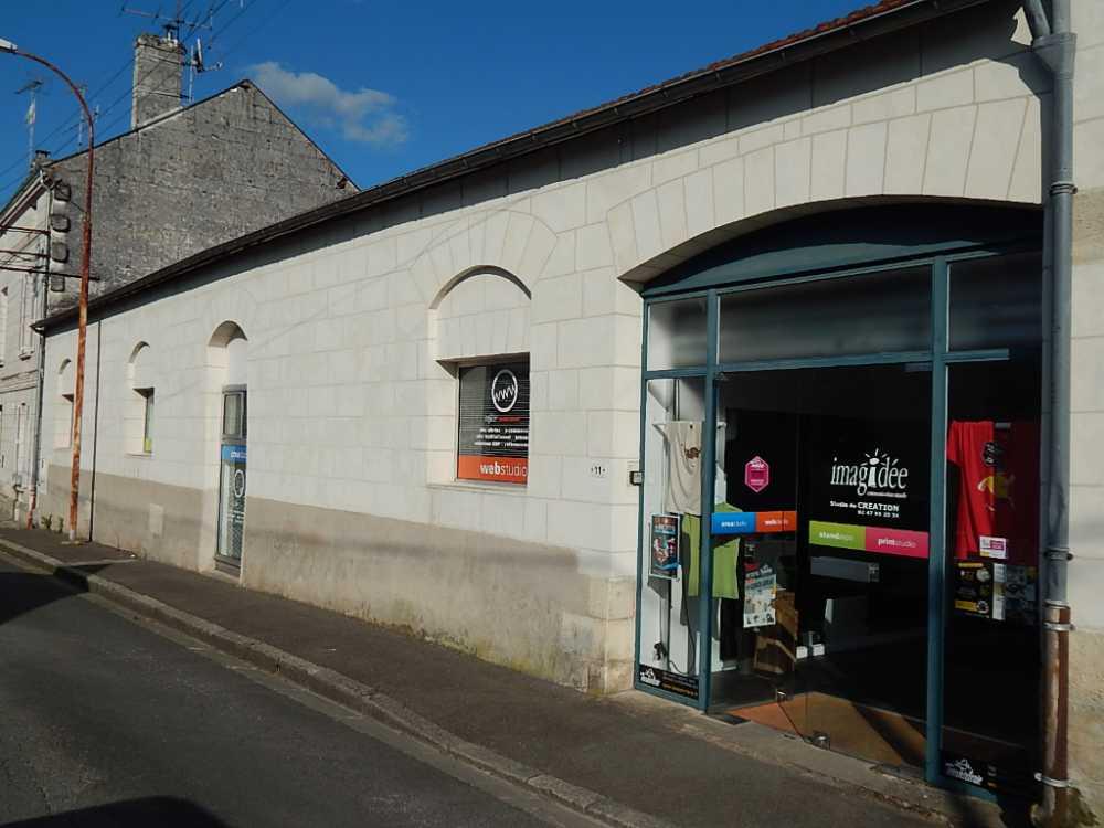 Loches Indre-et-Loire Haus Bild 3874638