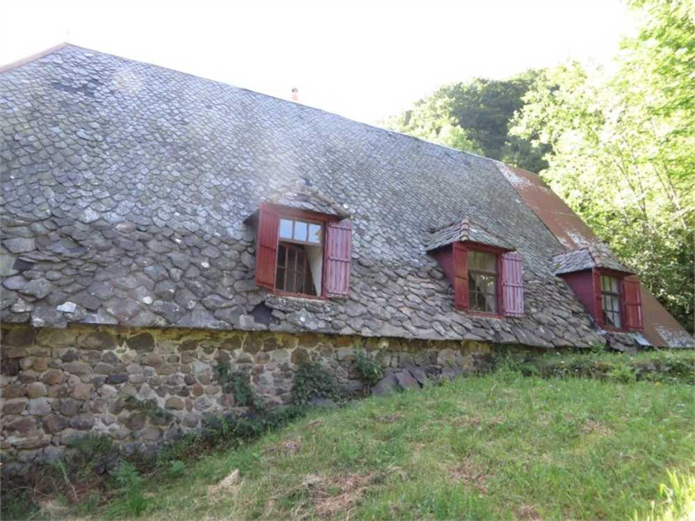 Fontanges Cantal schuur foto 3872208