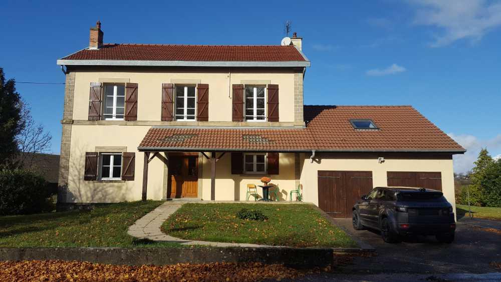 Vauvillers Haute-Saône Haus Bild 3764530