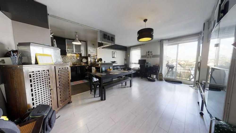 Pantin Seine-Saint-Denis Apartment Bild 3759561