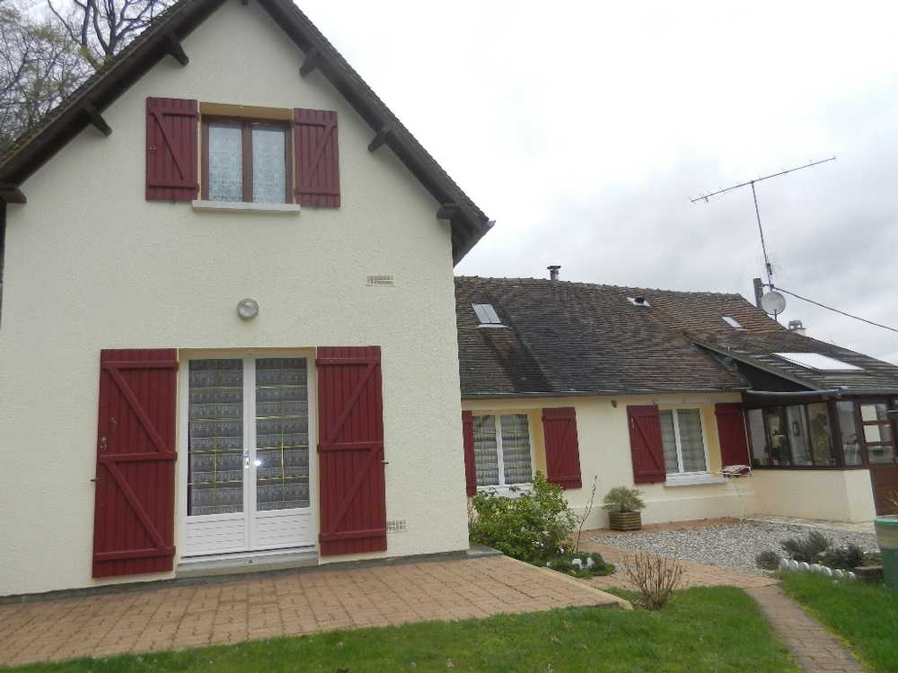 Saint-Lubin-des-Joncherets Eure-et-Loir Haus Bild 3764496