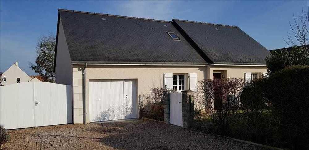 Lussault-sur-Loire Indre-et-Loire Haus Bild 3760879