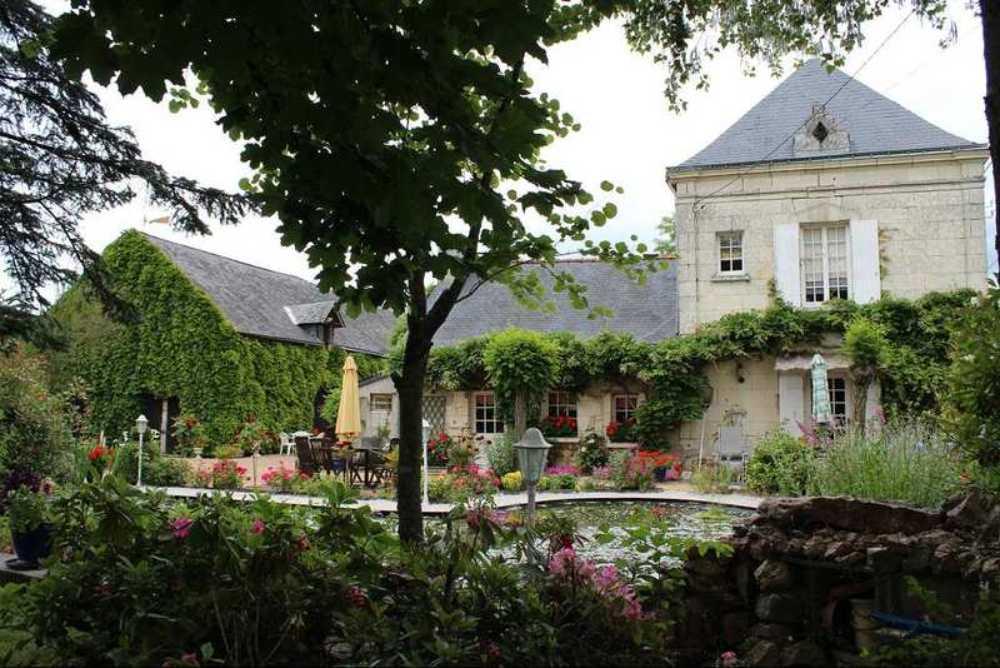 Saumur Maine-et-Loire maison bourgeoise foto 3834127