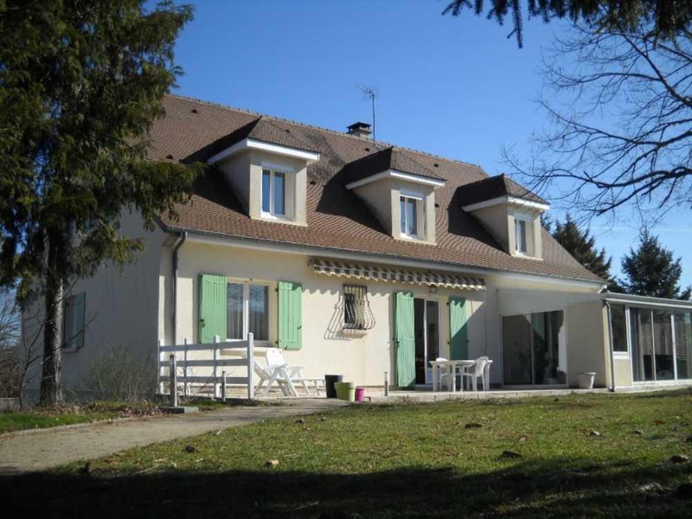 Lavaveix-les-Mines Creuse Haus Bild 3831823