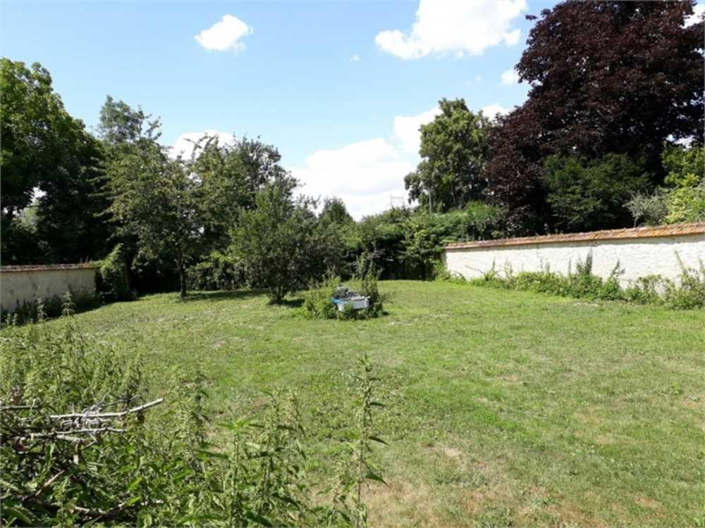 Sognolles-en-Montois Seine-et-Marne terrain picture 3842996