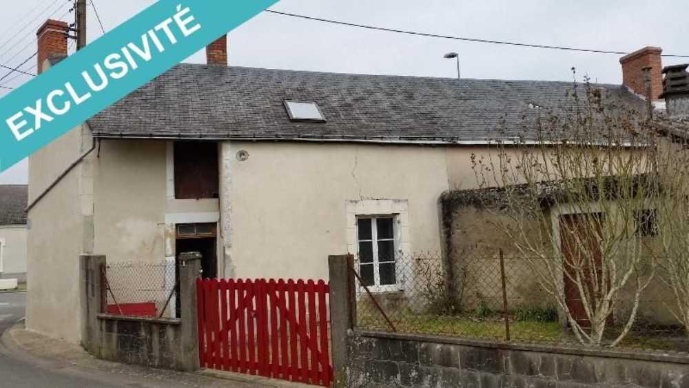 Le Lude Sarthe Haus Bild 3795722